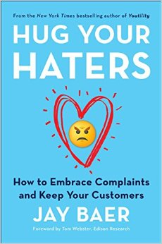 hug-your-haters-jay-baer 22 Books Every Marketer Should Read in 2017