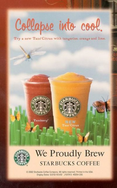 bad ads starbucks